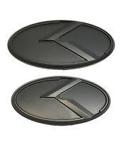 New For KIA K5 K Optima 2011- 2015 3D Logo EMBLEM Badge Sticker Front+Rear