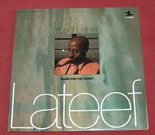 YUSEF LATEEF  2 LP PRESTIGE  BLUES FOR ORIENT