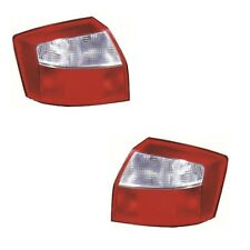 For Audi A4 Mk2 Berlina 2001-2004 Rear Tail Lights Lamps Non Led Pair OS NS
