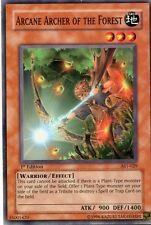 Yu-Gi-Oh Card-Arcane Archer of the Forest