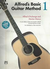 Alfred's Basic Guitar Method for Individual or Class Instruction~ G802