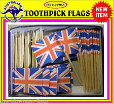 UNION JACK flag UK picks flag England toothPick flags English flag picks