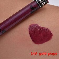 Women Long Lasting Makeup Matte Lip Liquid Pencil Lipsticks Lip Gloss Cosmetics