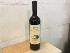 6 bouteilles Canonica a Cerreto vin rouge de Toscane Millésime 2014