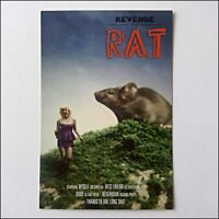 Avant Card #15723 2012 Revenge of the Rat Postcard (P422)