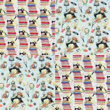 100% Cotton Craft Fabric Sewing Machine Tailor Print Dress Material 140cm wide