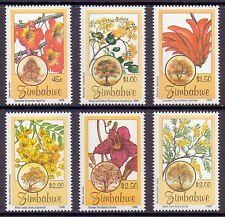 Mint Never Hinged/MNH Trees Zimbabwean Stamps (1965-Now)