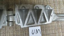 Unmarked Pyramid Sinker Mold Makes 3 Sizes