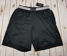 "NIKE Aeroswift 9"" Repel Basketball Shorts Black 891725 010 MSRP$75-Men XL New"