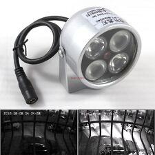 4*LED Infrared Night vision IR Light illuminator lamp for IP CCTV CCD Camera