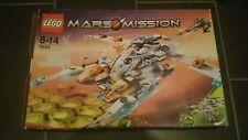 Lego Mars Mission 7644-mx-81 OVNI-Vaisseau NEUF dans sa boîte avec recettes