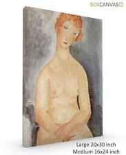 Canvas Expressionism Nudes Art Prints