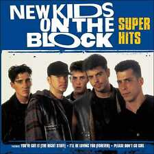 NEW KIDS ON THE BLOCK : SUPER HITS (CD) sealed
