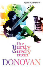 The Hurdy Gurdy Man by Donovan Leitch New Book