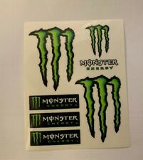 Kit Adesivo Monster Energy (kit 6 Pezzi)