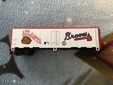 Hawthorne Village Ho Scale 1997 Atlanta Braves MLB Car
