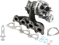 Abgas Turbolader für VW Seat Skoda 1.4 TSI Audi A1 1.4 TSFI mit dichtungssatz