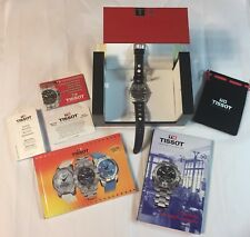 MEN'S TISSOT WATCH 1853 NASCAR SPECIAL EDITION - T RACE - 50MM TIMEKEEPER