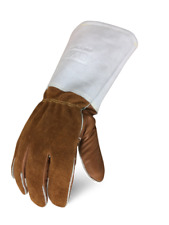 Ironclad Exo2 Mwel Welder Cowhide Mig Grain Leather Welding Gloves Select Size
