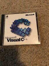 Vintage Microsoft Visual C++ Professional 4.0 for Windows 95