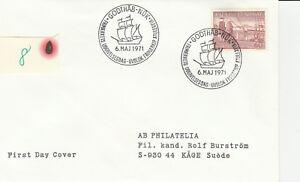 [8] GRÖNLAND 1971 ETB/FDC/Postkarten/Sonderstempel/Entwürfe