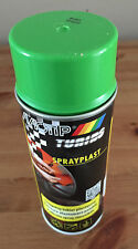 GREEN GLOSS!/ PLASTIDIP PLASTI DIP PLASTIC / RUBBER PAINT SPRAY CANS AEROSOL