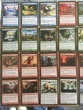 Magic the gathering ccg  50 various cards light use-lot HH
