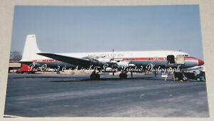 Sky Roamers Douglas DC-7C N90801, California, 4.69, Aviation Aircraft Photograph