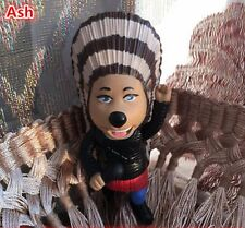 McDonalds Illumination Sing Movie Happy Meal Ash #5 Figure Toy Collectible 2016