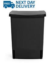 Brabantia 10L Built In Kitchen Cupboard Door Wall Mountable Waste Rubbish Bin