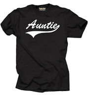 Auntie T-shirt Gift for Aunt t-shirt Tee Shirt