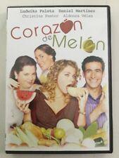 CORAZON DE MELON - DVD Mexican Comedy con Ludwika Paleta y Daniel Martinez