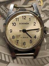 Sekonda watch vintage