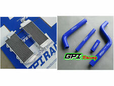 Radiator +hose Yamaha YZ125 YZ 125 2005-2012 2006 2007 2008 2009 2010 2011 2012