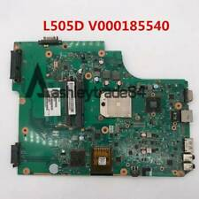 FOR Toshiba L505 L505D V000185540 Motherboard Tested