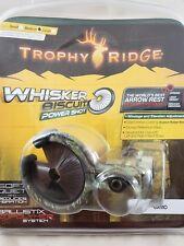 New Trophy Ridger Wisker Biscuit rest camo