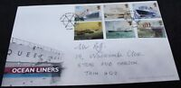 2004 Royal Mail Ocean Liners FDC   KM Coins