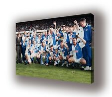 Blackburn Rovers - 1995 Premier League Champions - Wall Canvas