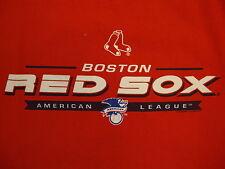 MLB Boston Red Sox Major League Baseball Fan American League Red T Shirt XL