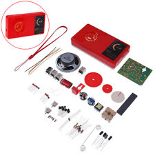 1Set 7 Tube AM Radio Electronic DIY Kit Electronic HX108-2 LearnRGS BPRE