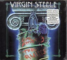 VIRGIN STEELE - LIFE AMONG THE RUINS - 2 CD (NUOVO SIGILLATO) DIGIPACK