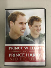 Prince William And Prince Harry DVD - Into The Future