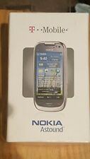 Nokia Astound C7 - 8GB - Frosty silver metal (T-Mobile) Smartphone