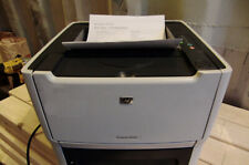 HP Laserjet P2015dn Printer w/install CD/toner/cords 1.7k pages