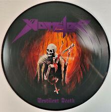 """Vomitor - Pestilent Death 12"""" Picture Disc LP Sodom Sarcofago Blasphemy"""