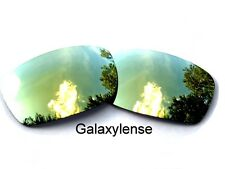 Galaxy Replacement Lenses For Oakley Fives Squared Sunglasses Gold Polarized