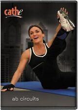 CATHE FRIEDRICH STS AB CIRCUITS DVD NEW SEALED ABDOMINAL WORKOUT EXERCISE