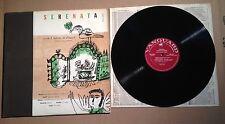 SERENATA-12 INCH 33RPM RECORD-CLASSICAL