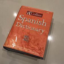 Collins Spanish Dictionary by HarperCollins Publishers (Hardback, 2000)