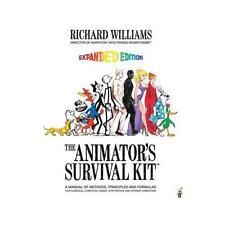 The Animator's Survival Kit by Richard Williams